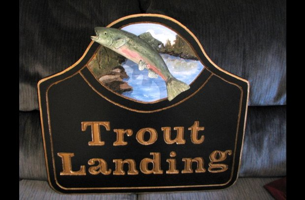Trout Landing Cottage