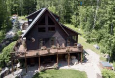 Rocky River Chalet & Retreat on Ausable River